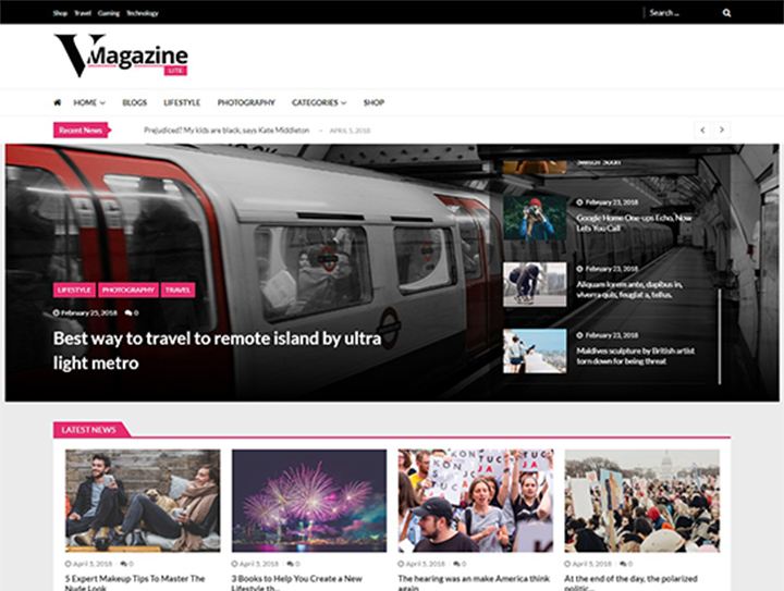 vmaglite-wordpress-magazine-theme