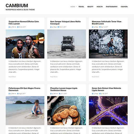 Cambium-free-wordpress-blog-theme