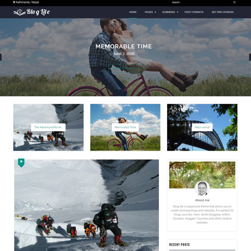 blog-lite-wordpress-blog-theme