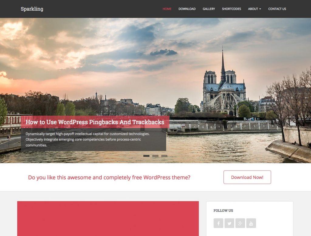 15+ Best Free Personal Blog WordPress Themes & Templates 2017
