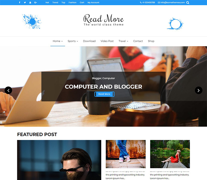 read-more-free-wordpress-personal-blog-themes