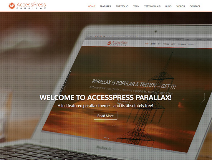 accesspress-parallax-one-page-wordpress-theme