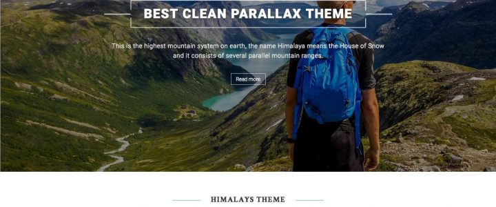 15+ Best Free One Page Parallax Responsive WordPress Themes to Build Awesome Single Page Sites for Portfolio, Business, Agency, Designers, Product Showcase and Other Many Purposes – 2017