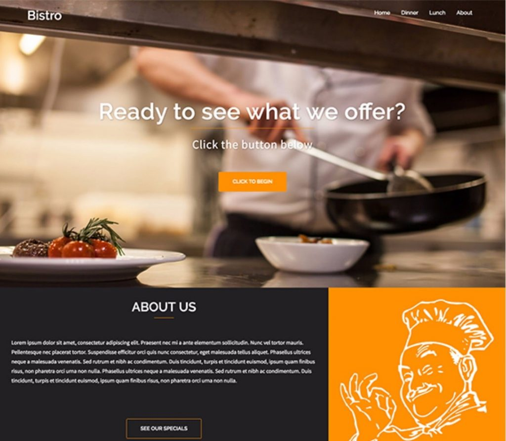 bistro-restaurant-wordpress-theme