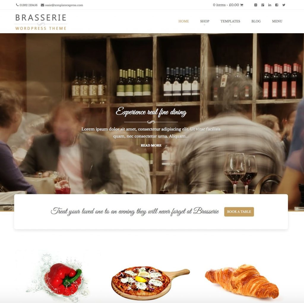brasserie-restaurant-wordpress-theme