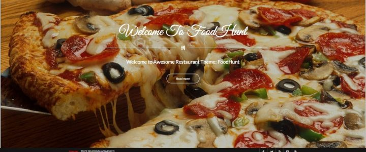 10+ Best Free Responsive Restaurant WordPress themes perfect for Restaurant Owners to create Awesome Restaurant Websites 2017