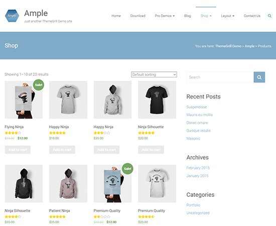 ample-free-woocommerce-theme