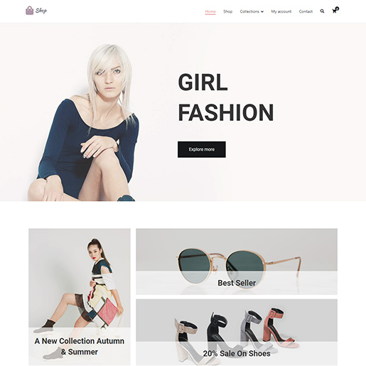 40+ Best Free WordPress WooCommerce Themes for 2019