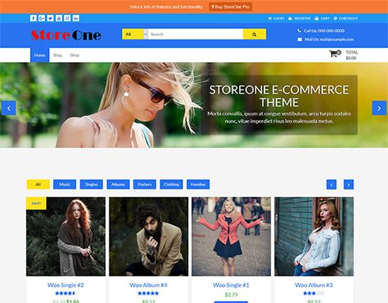 storeone-free-woocommerce-theme