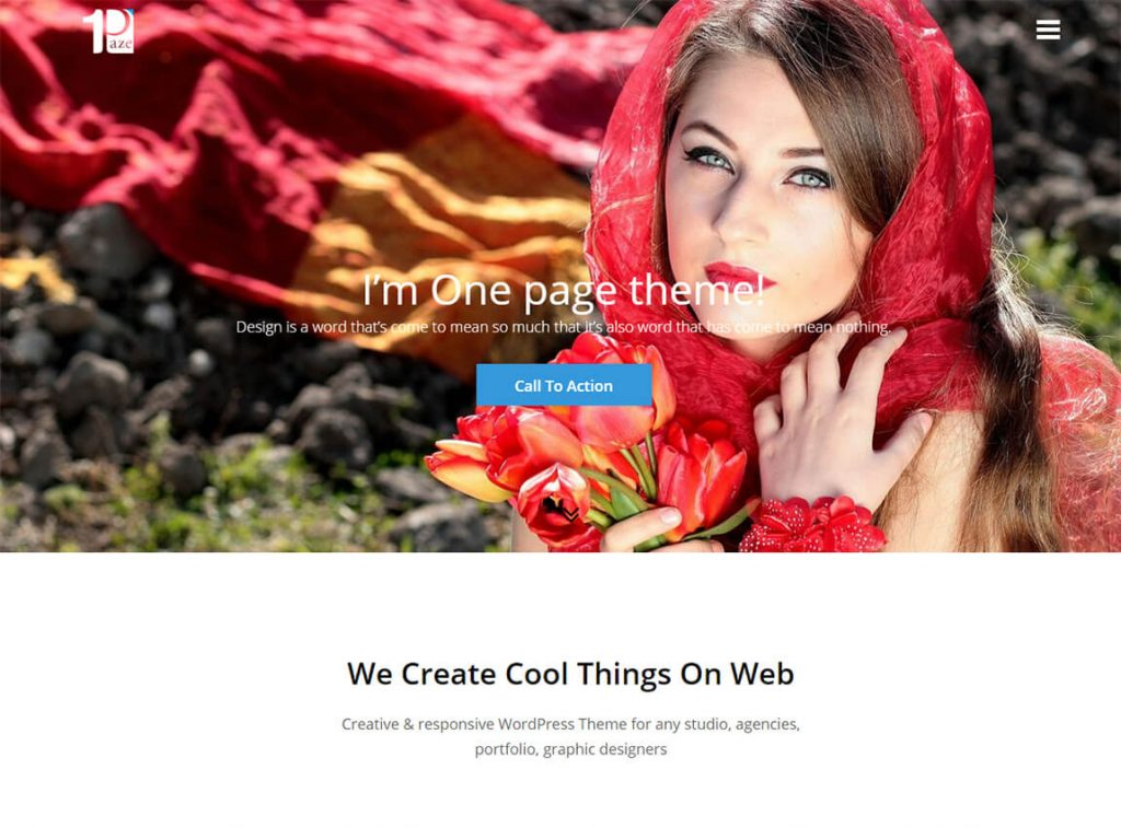 one-paze-free-wordpress-landing-page-theme