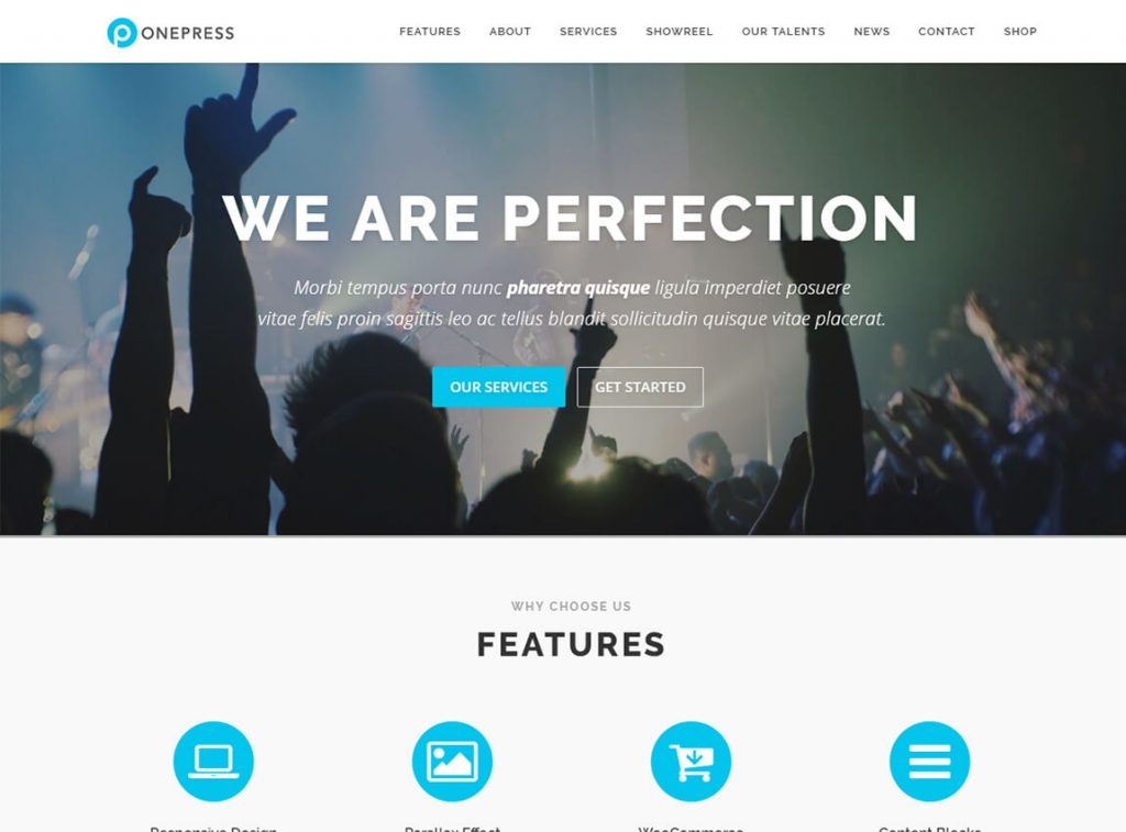 onepress-free-landing-page-wordpress-theme
