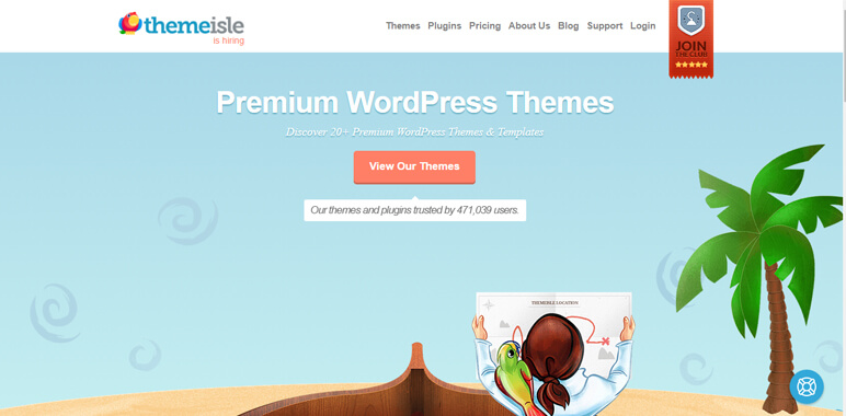 themeisle-wordpress-black-friday-deals