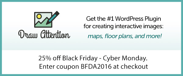 draw-attention-pro-plugin-blackfriday-wp-deals-2016
