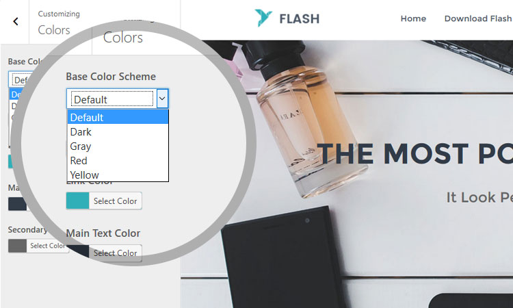 flash-theme-color-schemes