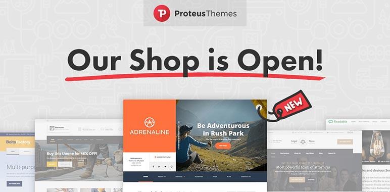 proteus-themes-black-friday-deals