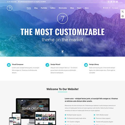 the7-best-wordpress-customizable-theme