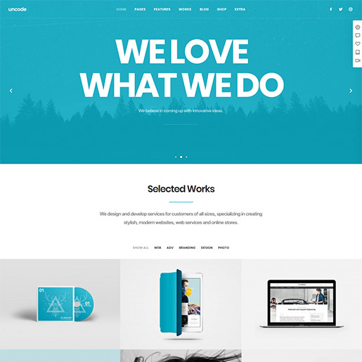 uncode-classic-agency-theme-demo-wordpress-best-themes