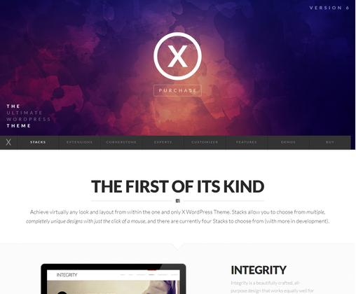 x Theme Best Premium WordPress Theme