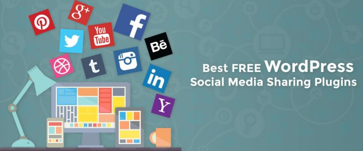 6 Excellent FREE Responsive Social Media Plugins for WordPress 2019