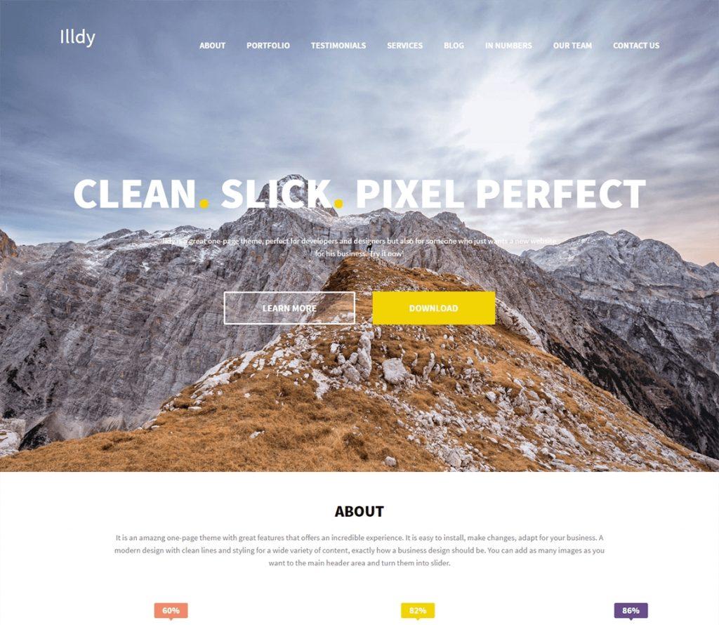 illdy-free-wordpress-business-theme