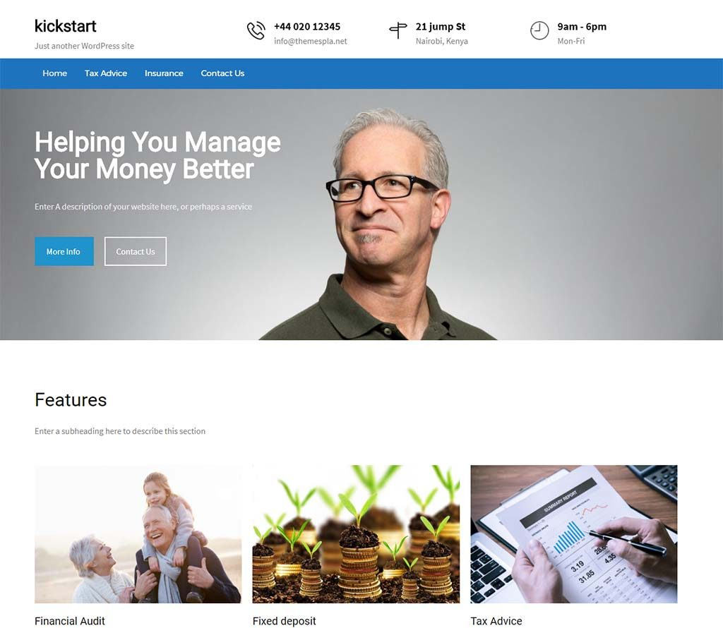 kickstart-business-wordpress-theme