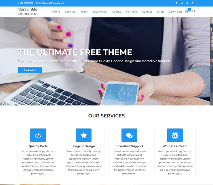 mercantile-free-wordpress-business-theme
