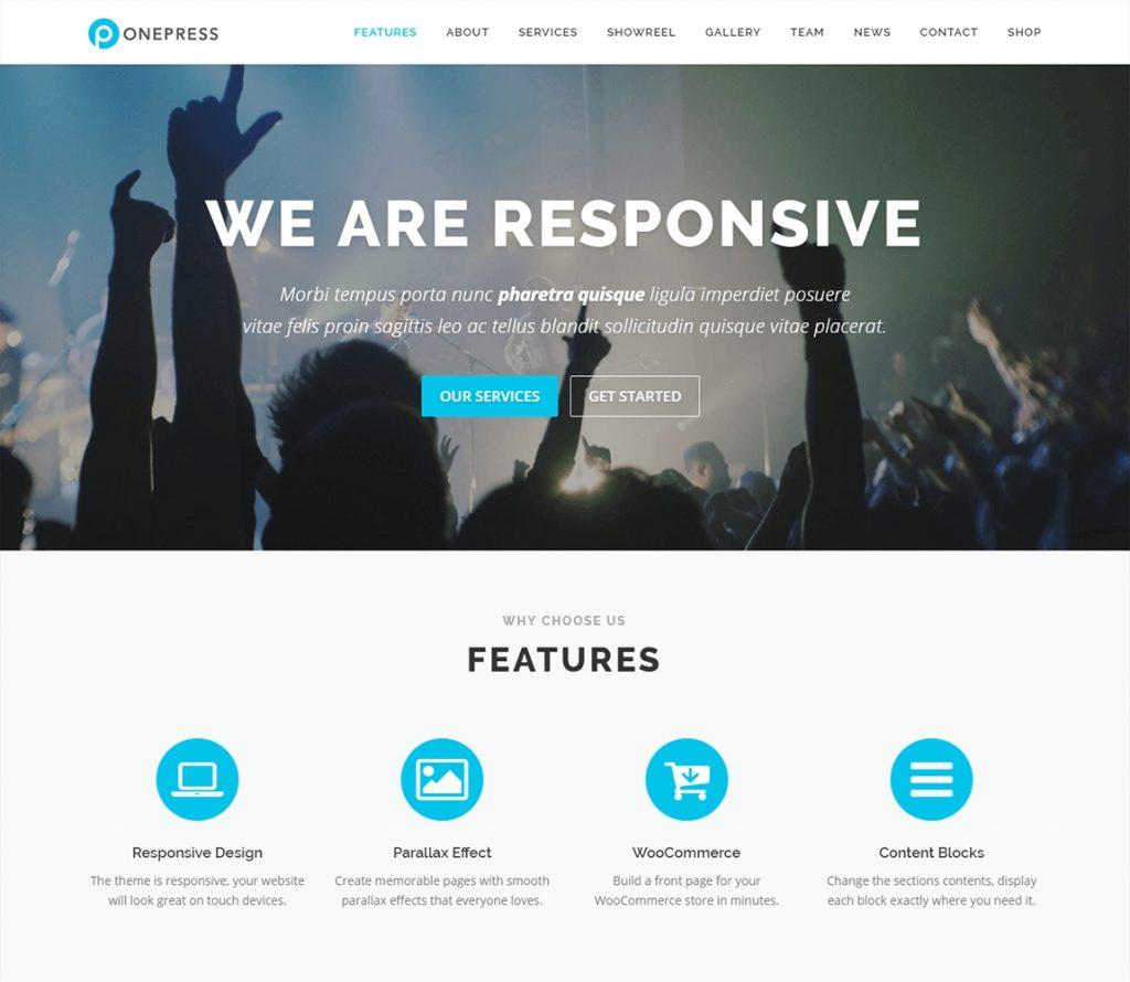 onepress-free-one-page-wordpress-theme
