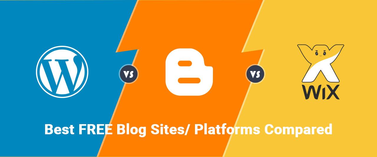 best free blog sites in 2017