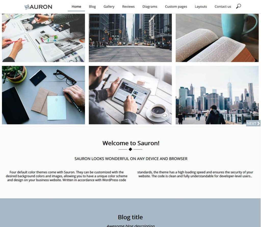 sauron-wordpress-portfolio-theme-free