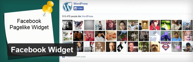 Facebook Widget — WordPress Plugin