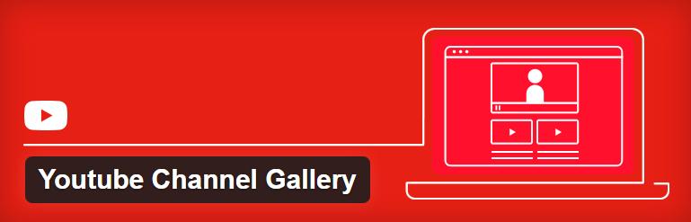 Youtube Channel Gallery WordPress widget plugin