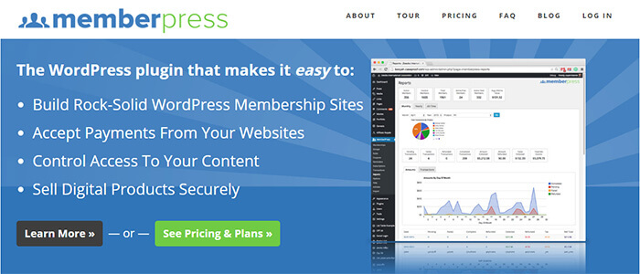memberpress-wordpress-membership plugin