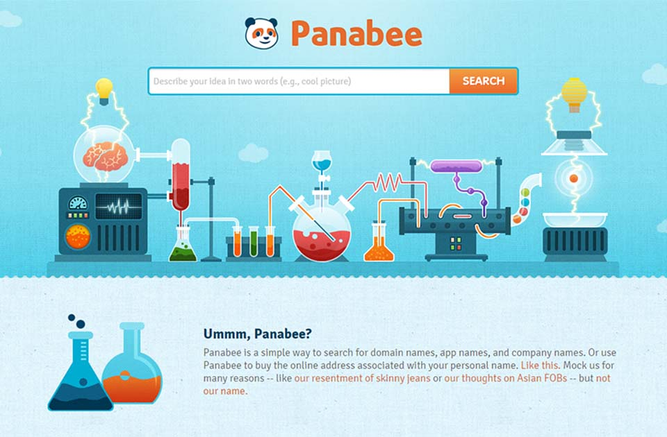 Panabee- Blog Name Generator