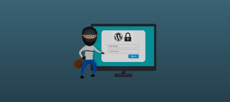 Secure WP Login Page