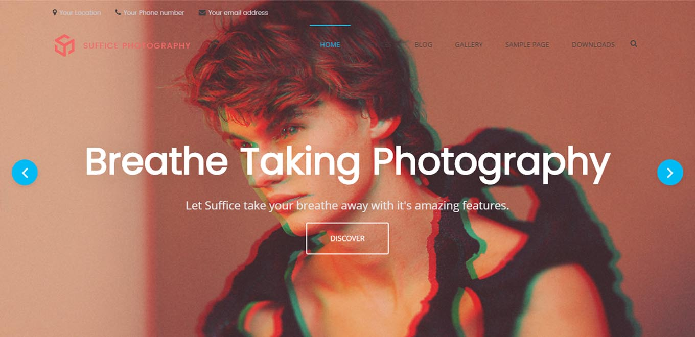 Suffice-Photography-best-wordpress-photography-theme
