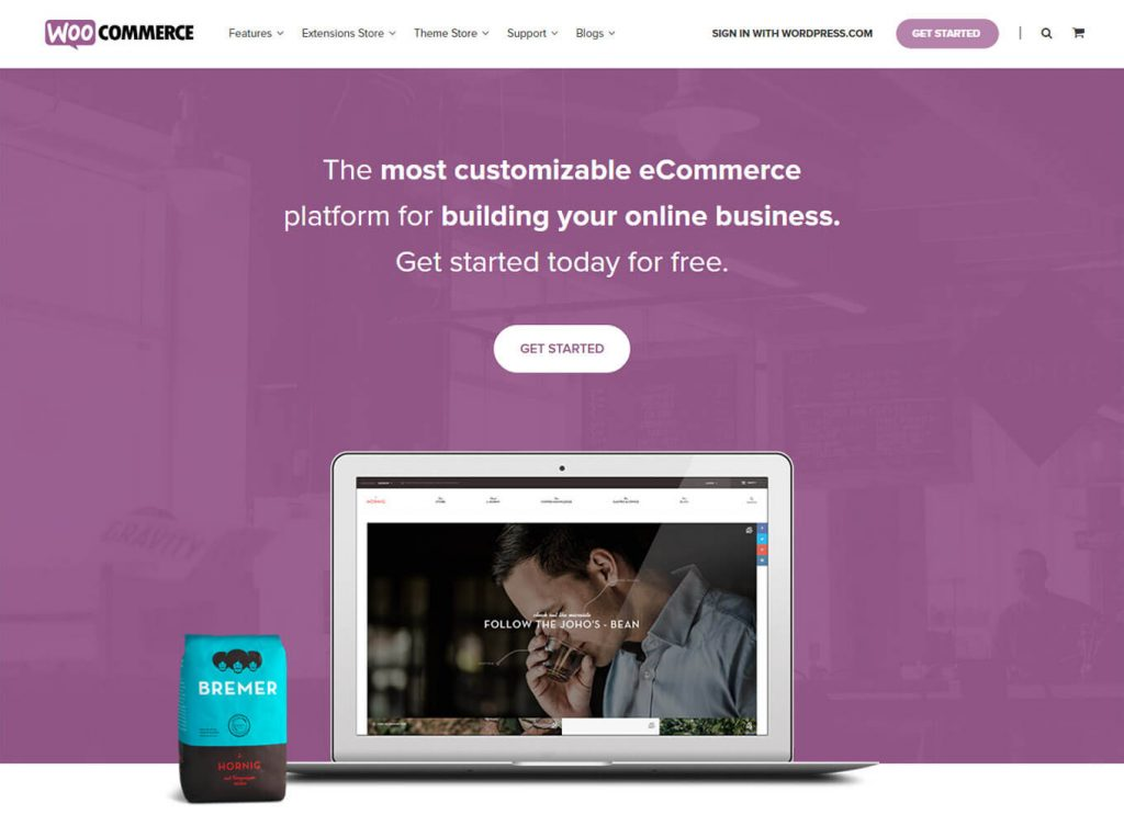 Woocommerce-best-ecommerce-platform