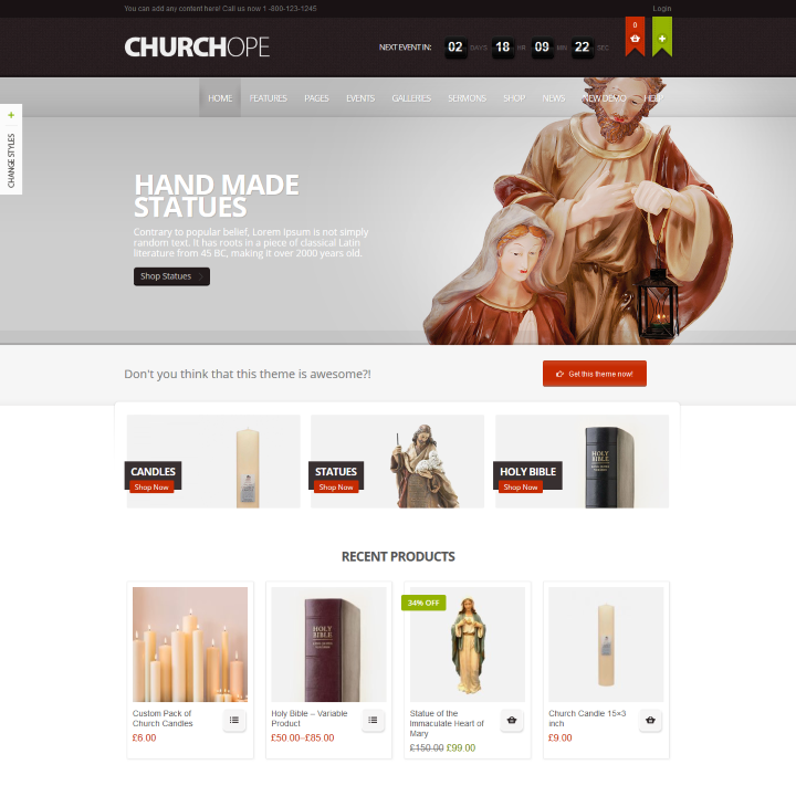 Churchope