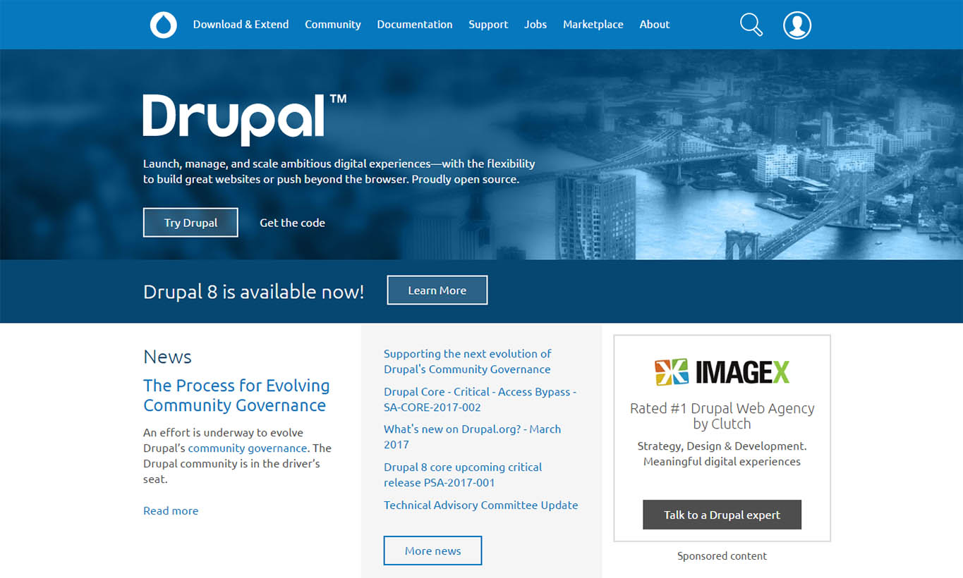 Drupal Intro An Overview Of The Architecture, Features And Basic Site