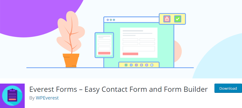 Everest-Forms-Easy-Contact-Form-and-Form-Builder