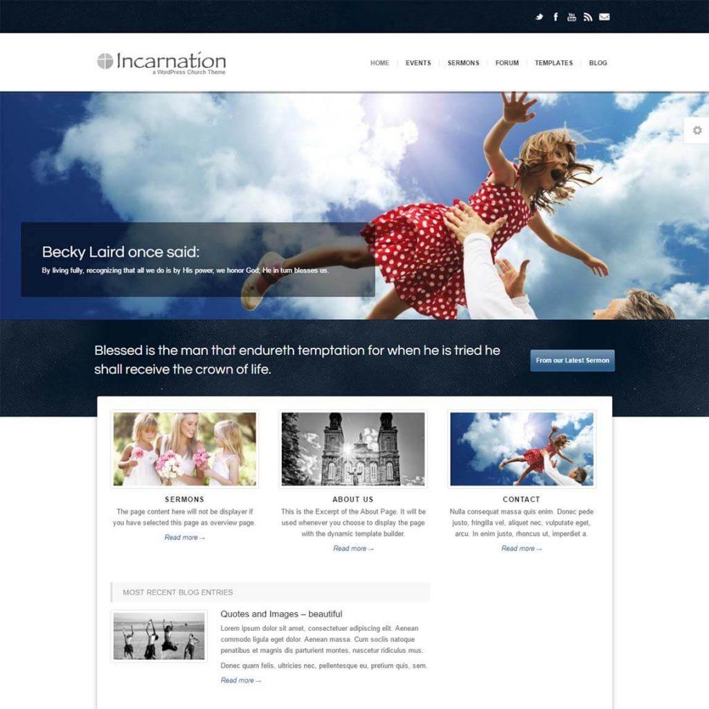 Incarnation-a-WordPress-Church-Theme