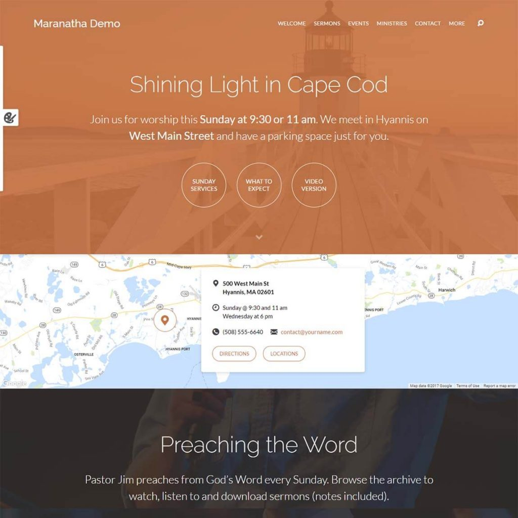 Maranatha-Shining-Light-wordpress-church-theme