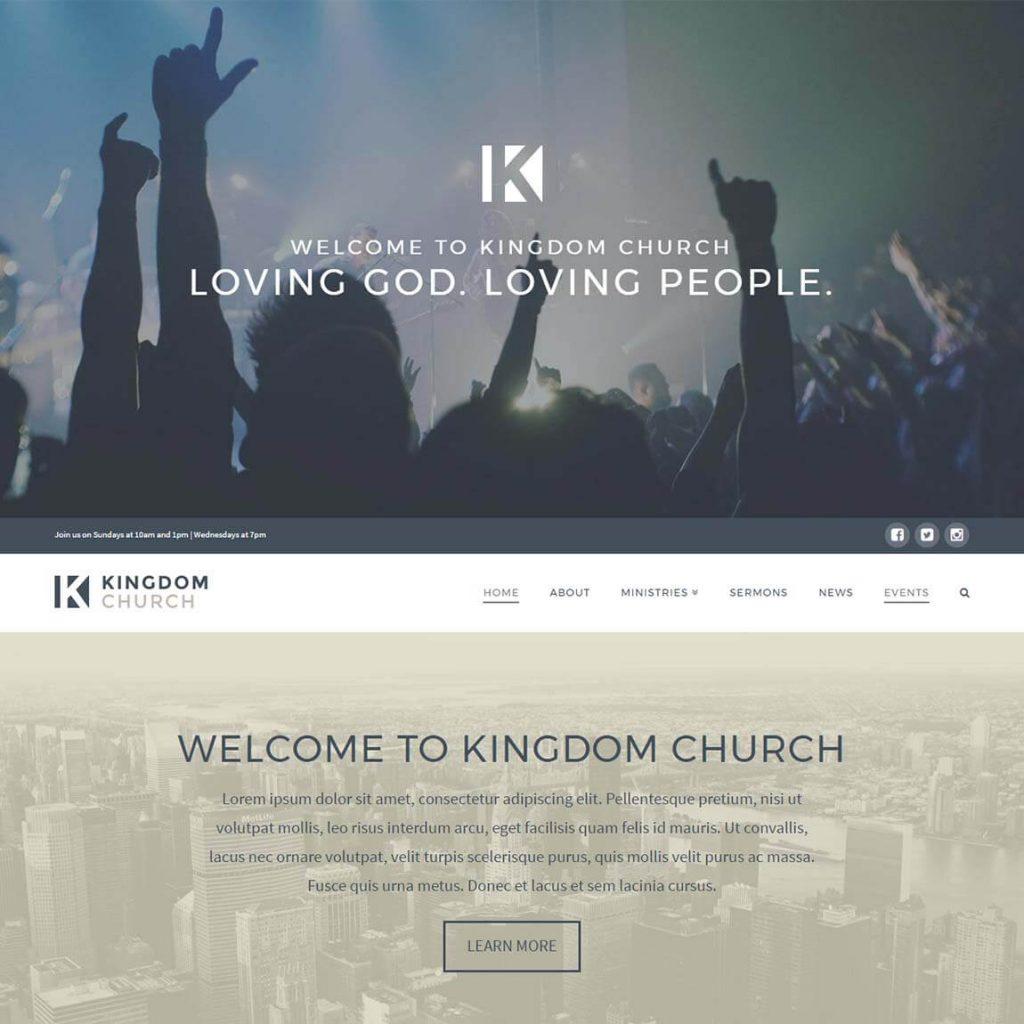 X-theme-church-wordpress-template