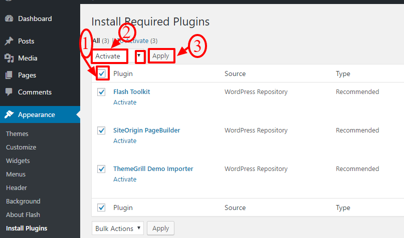 activate-Installed-Plugins