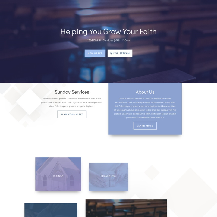 church-theme-divi