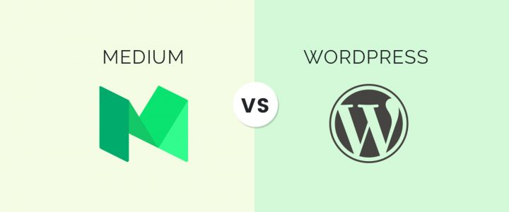 Medium Vs WordPress: Which is the Best Blogging Platform?