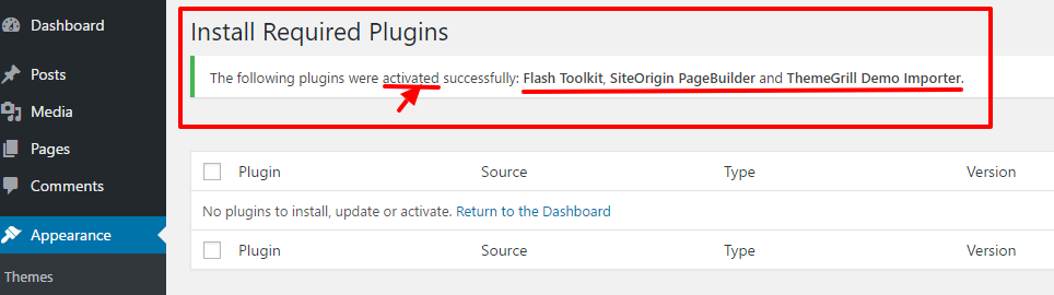 required-plugins-activated-flash-theme