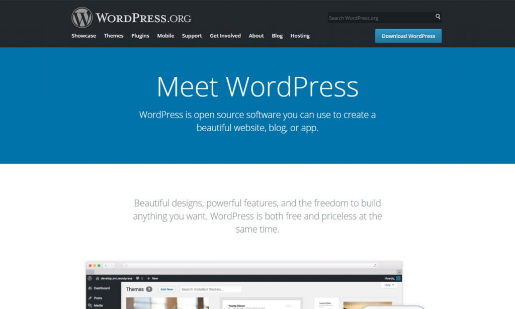 wordpress-best-cms-platform