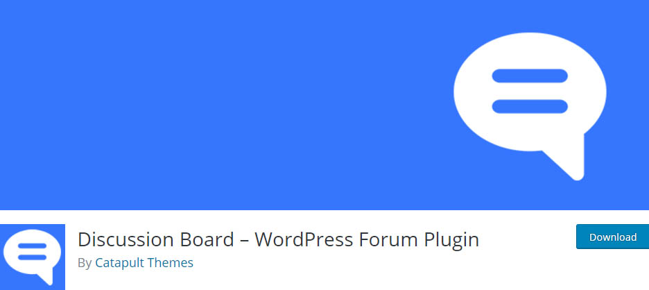 Discussion-Board-WordPress-Forum-Plugin
