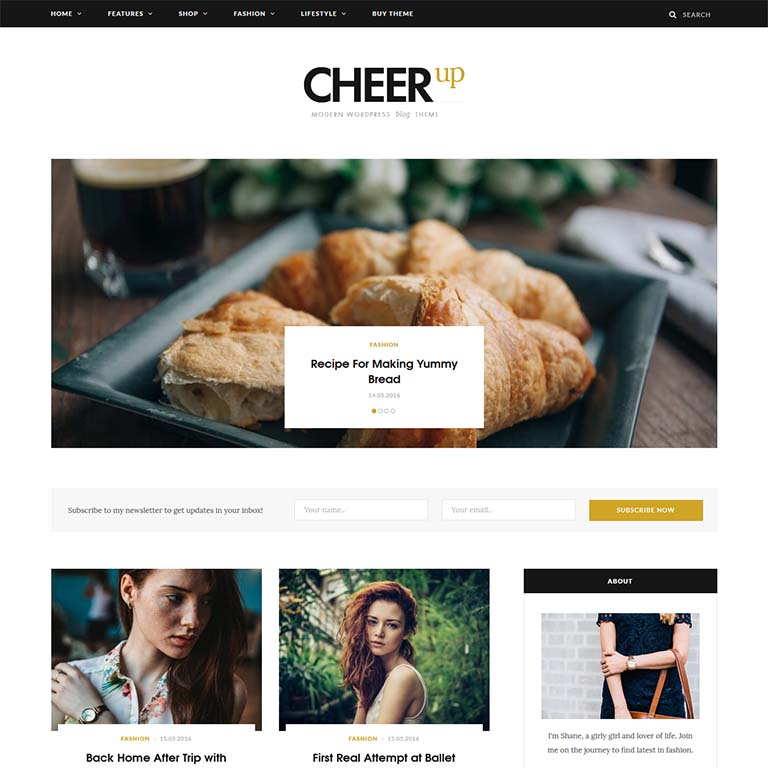 cheerup-simple-WordPress-themes