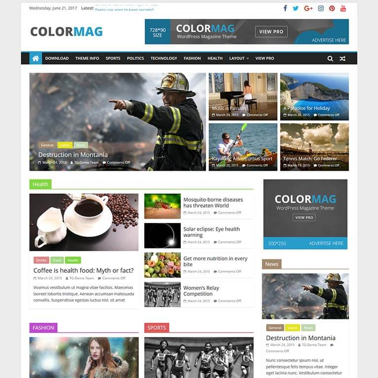 colormag-simple-WordPress-themes